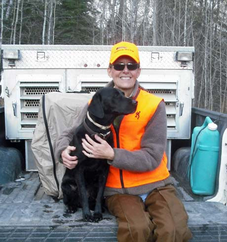 May loved the grouse woods of northern Minnesota and occasionally out-birded our bird dogs.