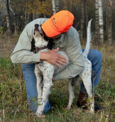 The ultimate attention--and what the dog wants most--is our physical touch.